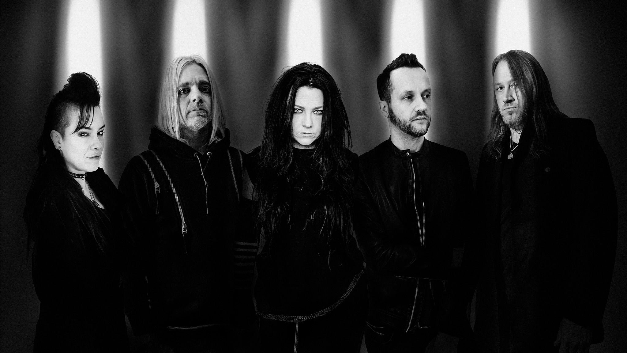 Evanescence + Halestorm pre-sale password for event tickets in Nashville, TN (Bridgestone Arena)