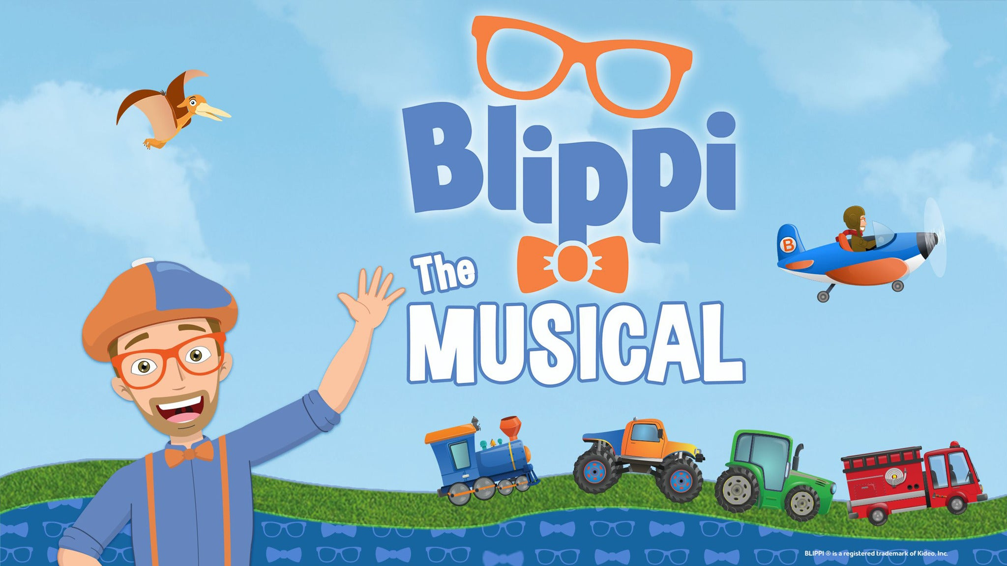 presale code for Blippi The Musical tickets in Chattanooga - TN (Soldiers and Sailors Memorial Auditorium)