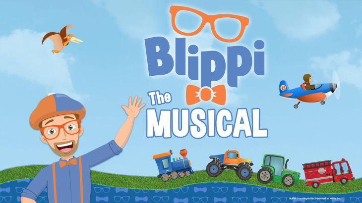 Blippi The Musical free presale password
