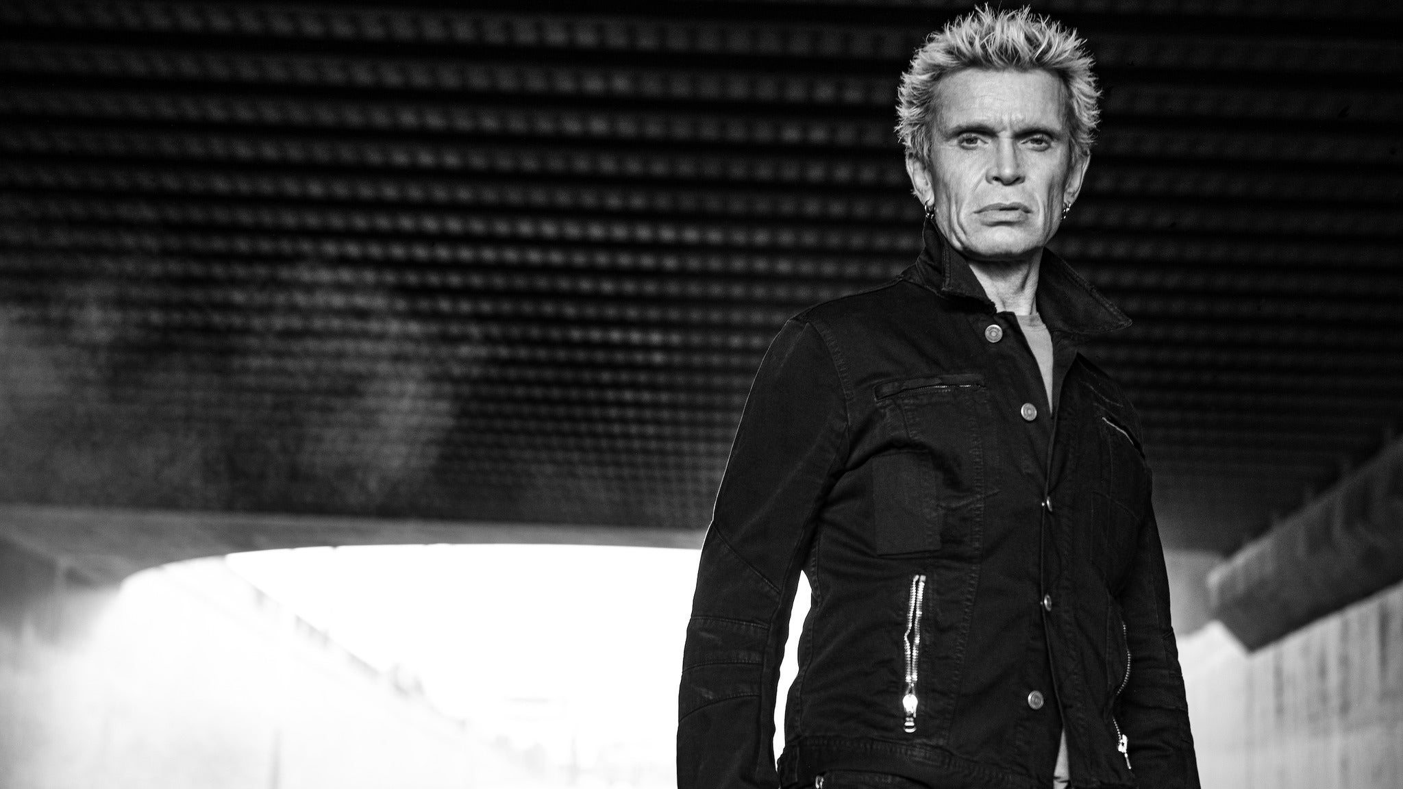 WTTS Rock To Read presents An Evening With Billy Idol & Steve Stevens presale code
