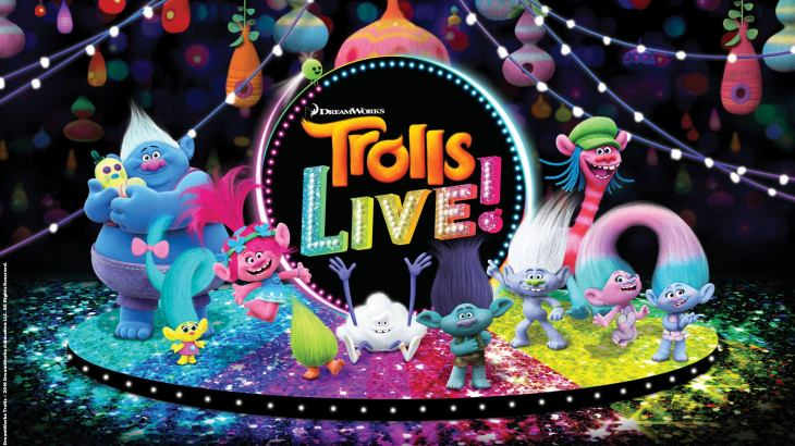 presale code for Trolls LIVE! tickets in Reading - PA (The Theater at Santander Arena)