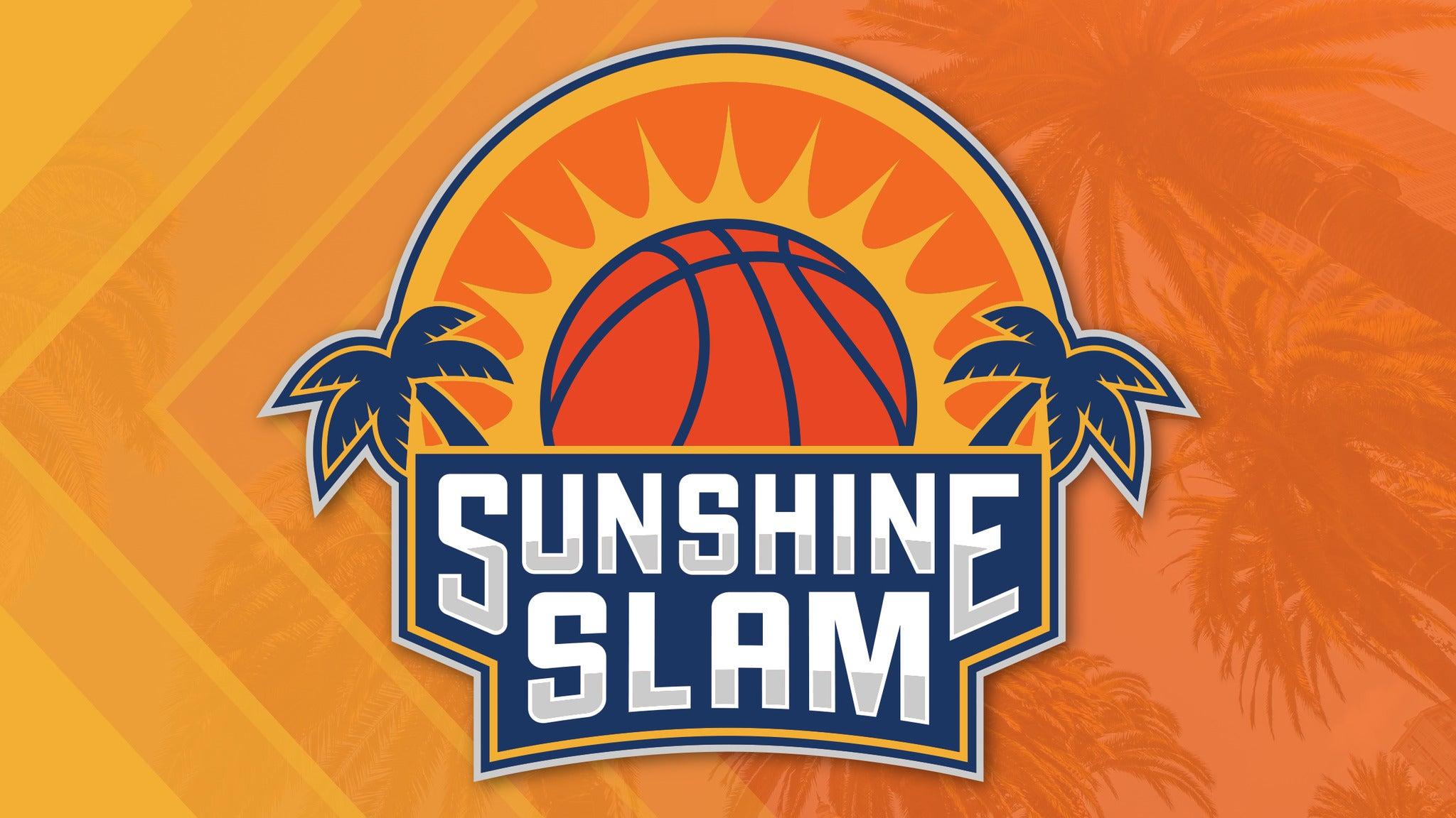 Sunshine Slam presale password for early tickets in Daytona Beach