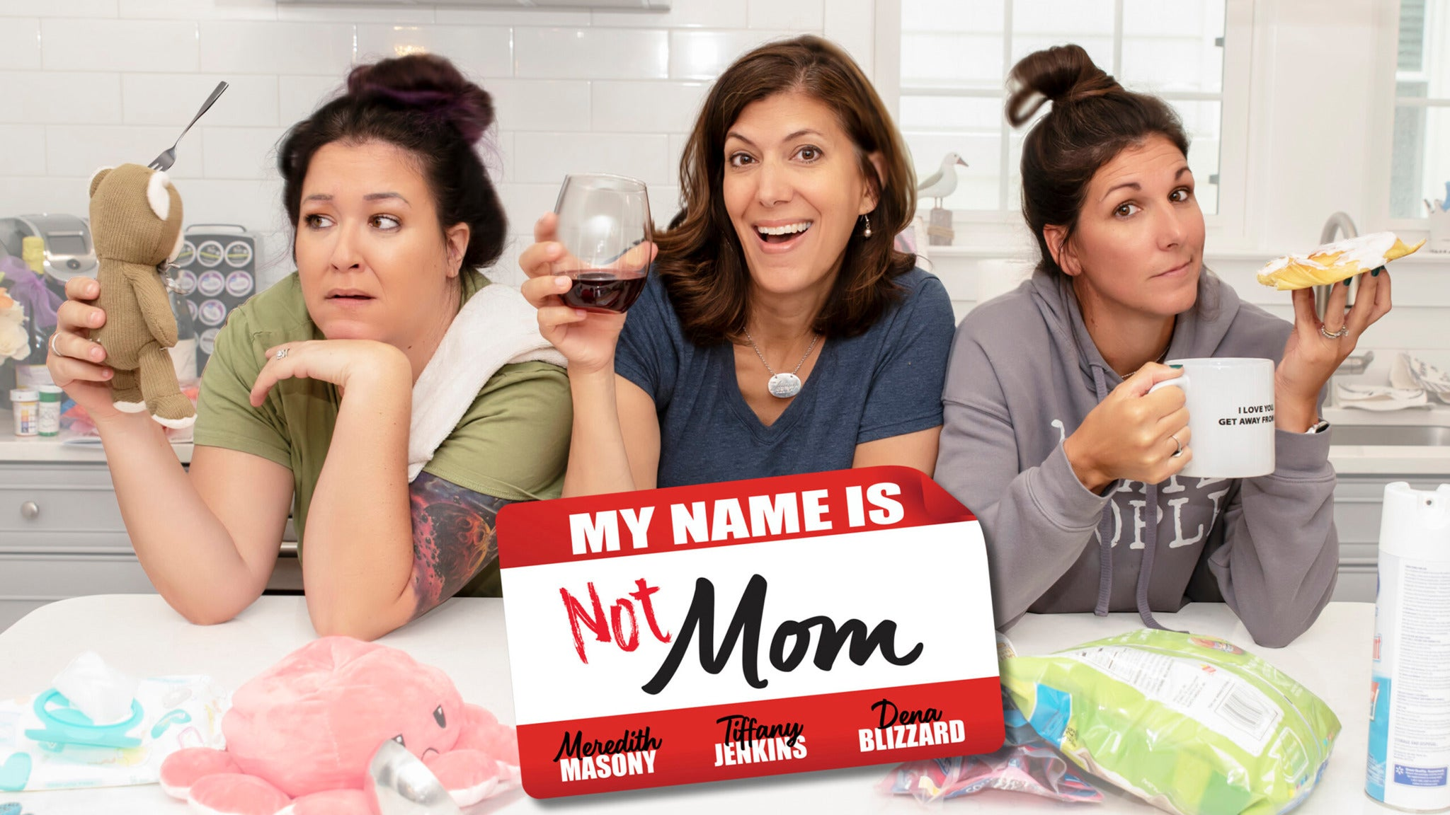 presale password for My Name is NOT Mom tickets in New York City - NY (Palladium Times Square (formerly Playstation Theater))
