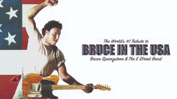 Bruce in the USA free presale pasword