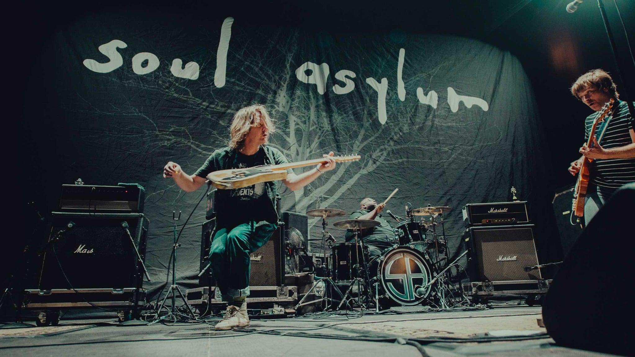 Soul Asylum pre-sale password for event tickets in Huntsville, AL (Mars Music Hall)