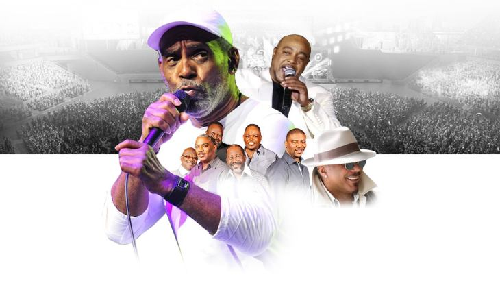 Sweetest Day Weekend Starring Maze Featuring Frankie Beverly free presale password