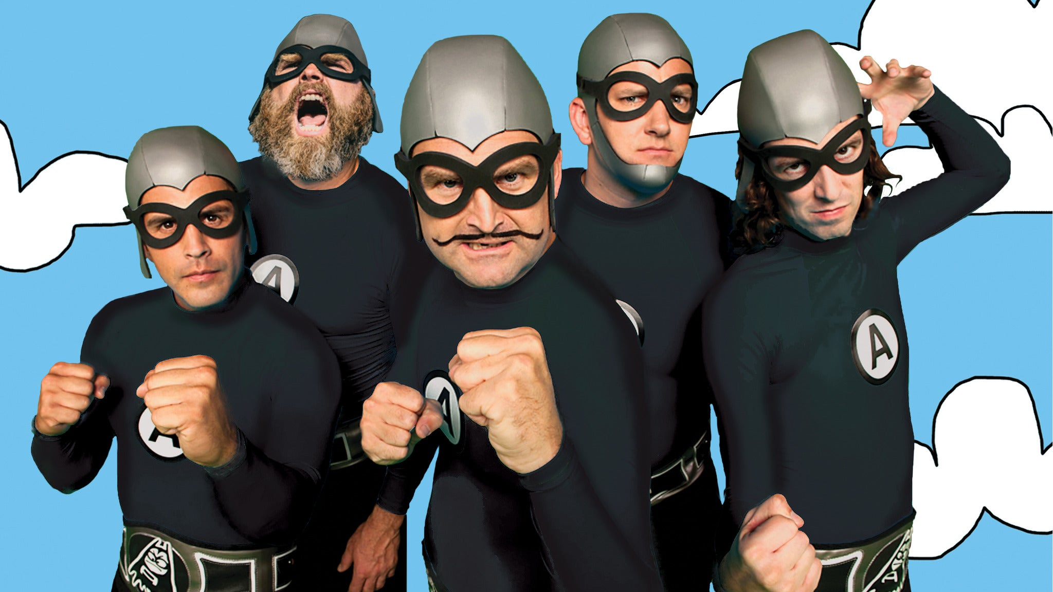 The Aquabats presale password for performance tickets in Anaheim, CA (House of Blues Anaheim)