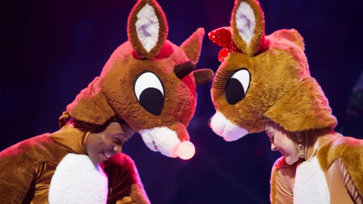 Rudolph the Red-Nosed Reindeer free presale password for early tickets in Knoxville