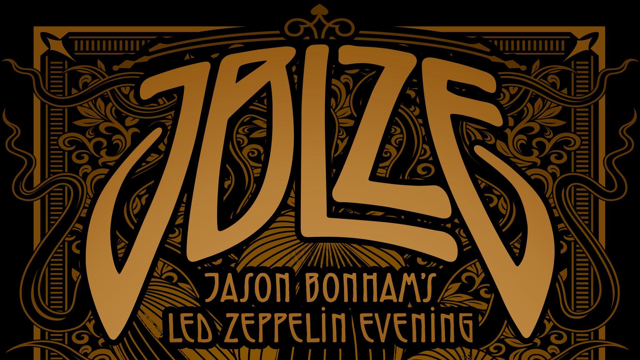 presale passcode for Jason Bonham's Led Zeppelin Experience tickets in Tucson - AZ (Tucson Music Hall)