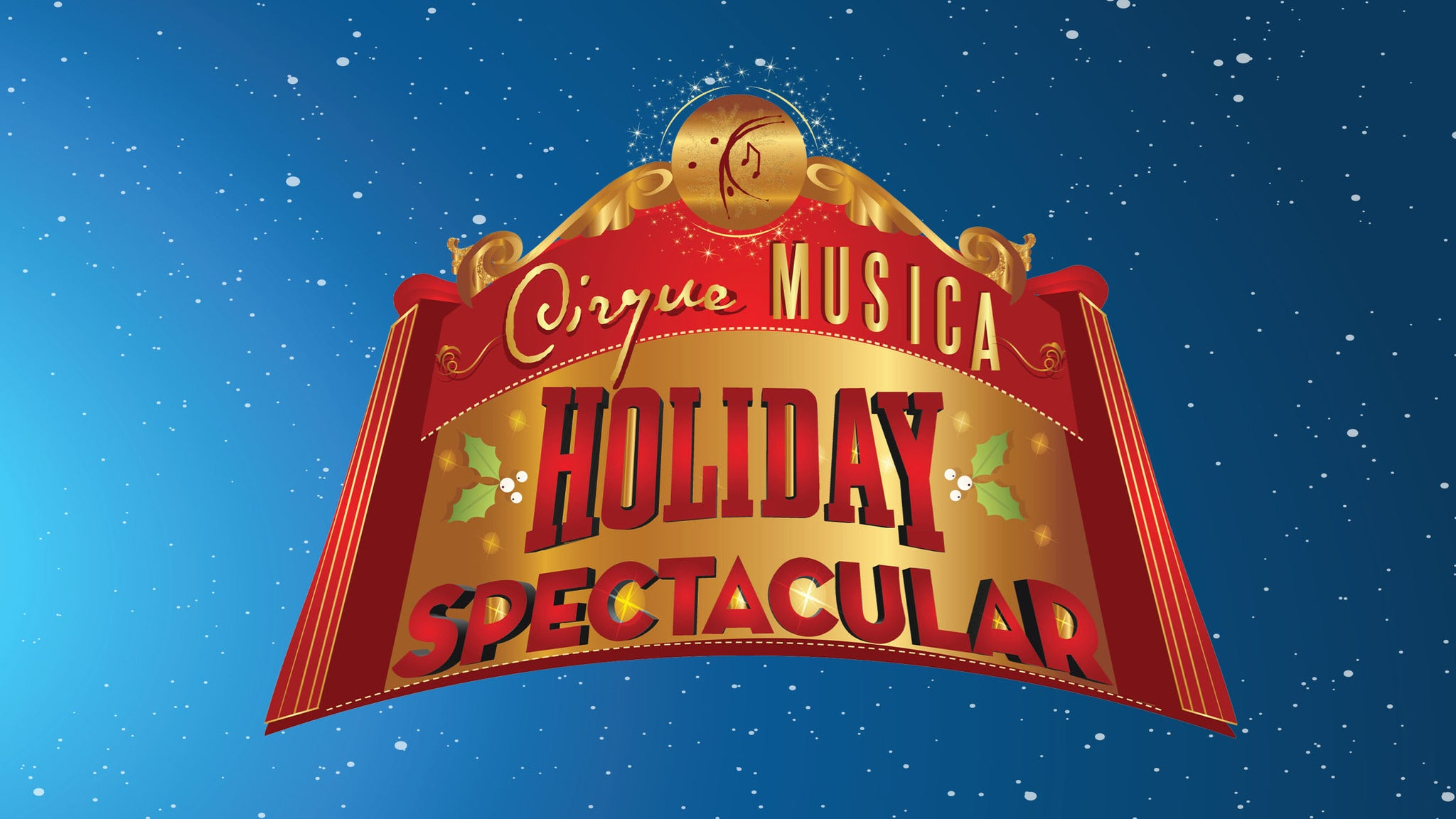 Cirque Musica Holiday Spectacular pre-sale password for show tickets in Denver, CO (Paramount Theatre)