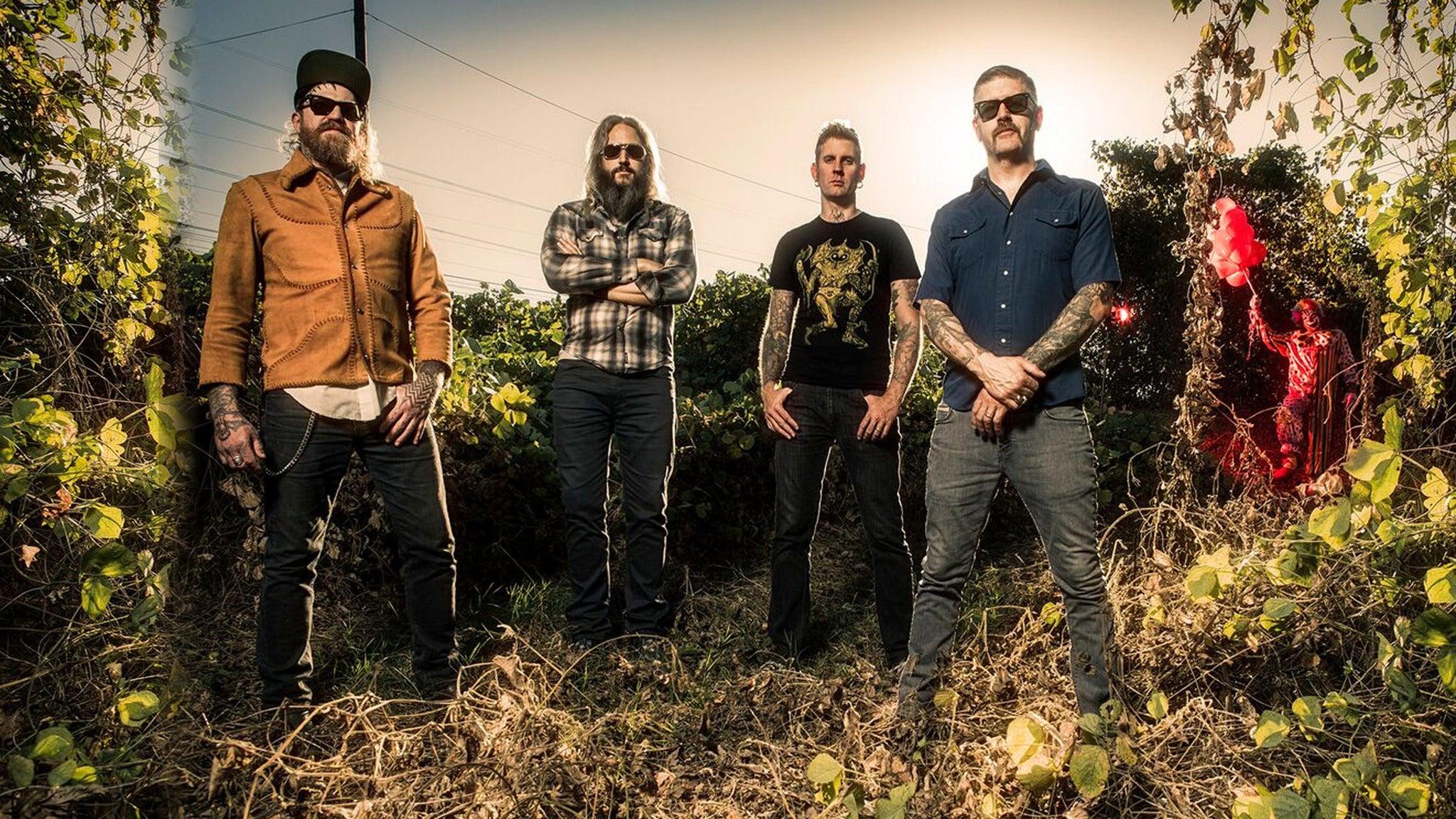 Mastodon / Opeth presale password