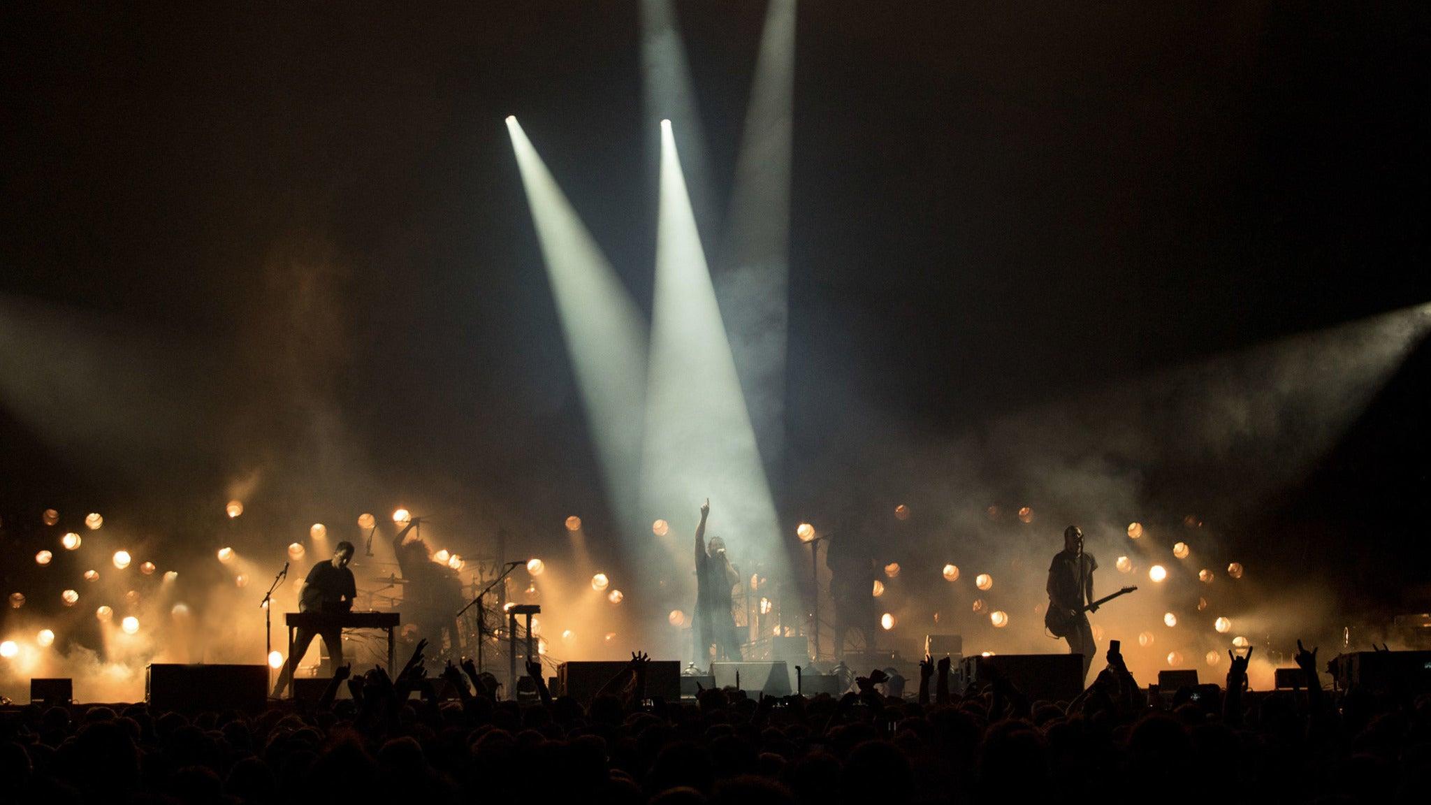 Nine Inch Nails pre-sale code