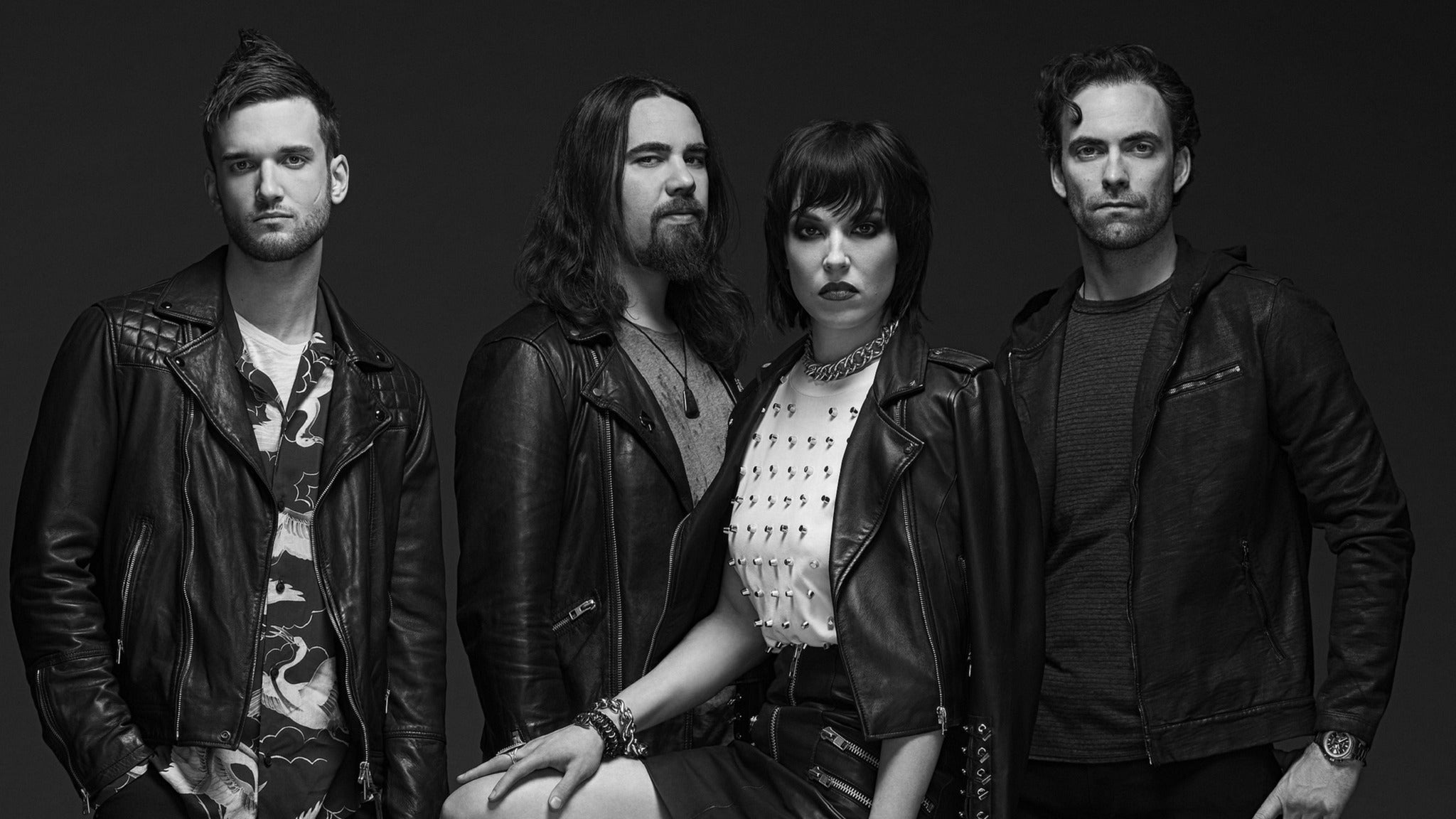 Halestorm & Chevelle: 2 Day Ticket presale password for early tickets in Hoffman Estates