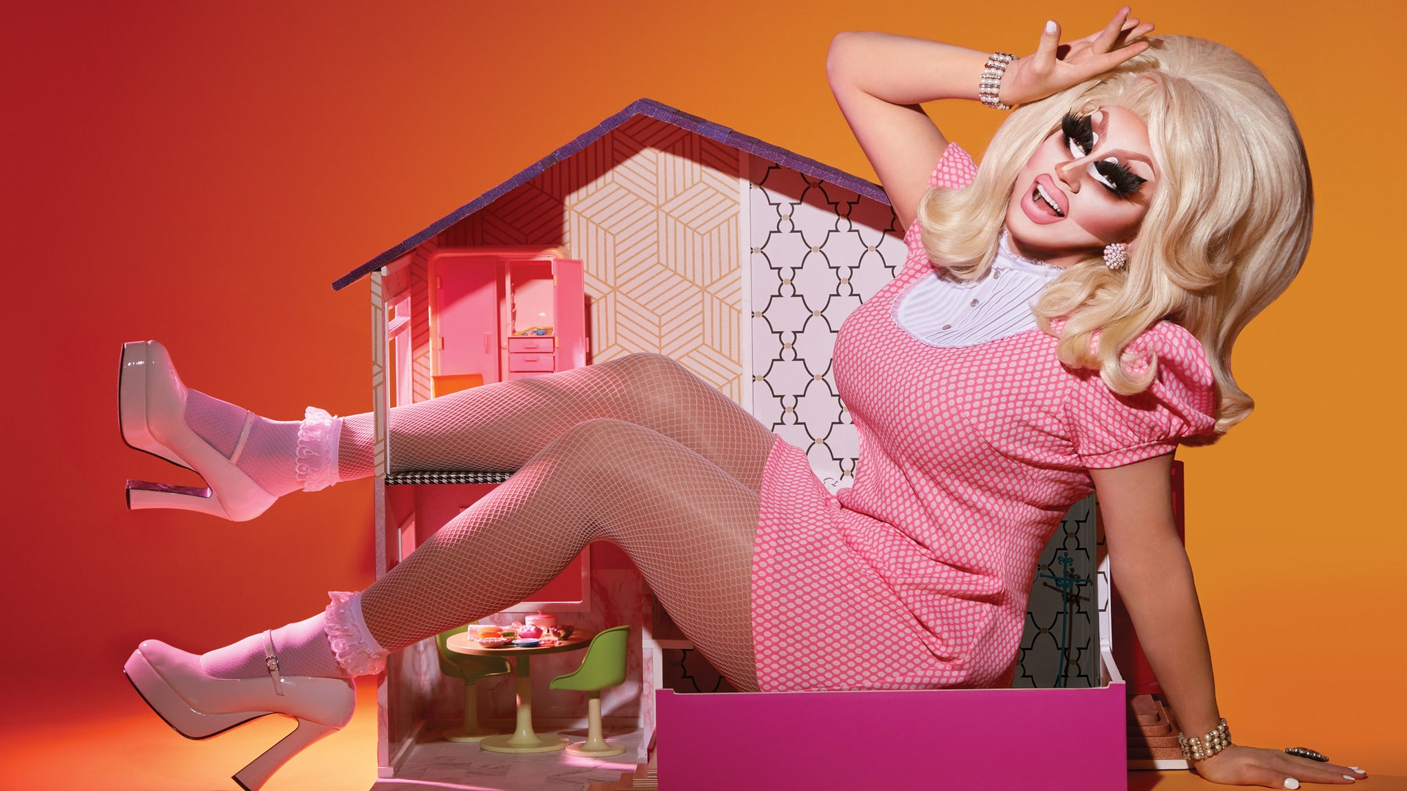 Trixie And Katya Live pre-sale code for early tickets in Brooklyn
