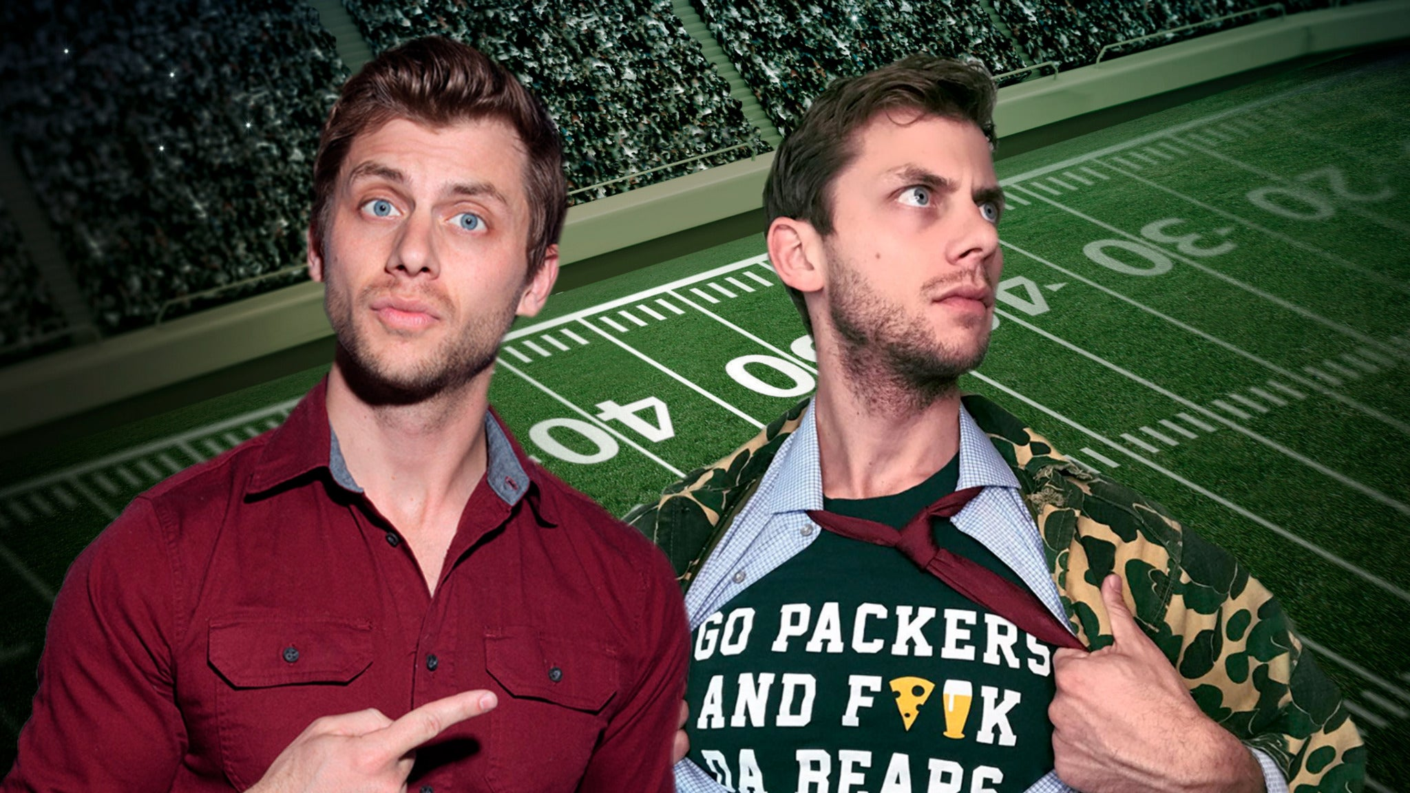 presale code for Charlie Berens tickets in Madison - WI (Orpheum Theater)