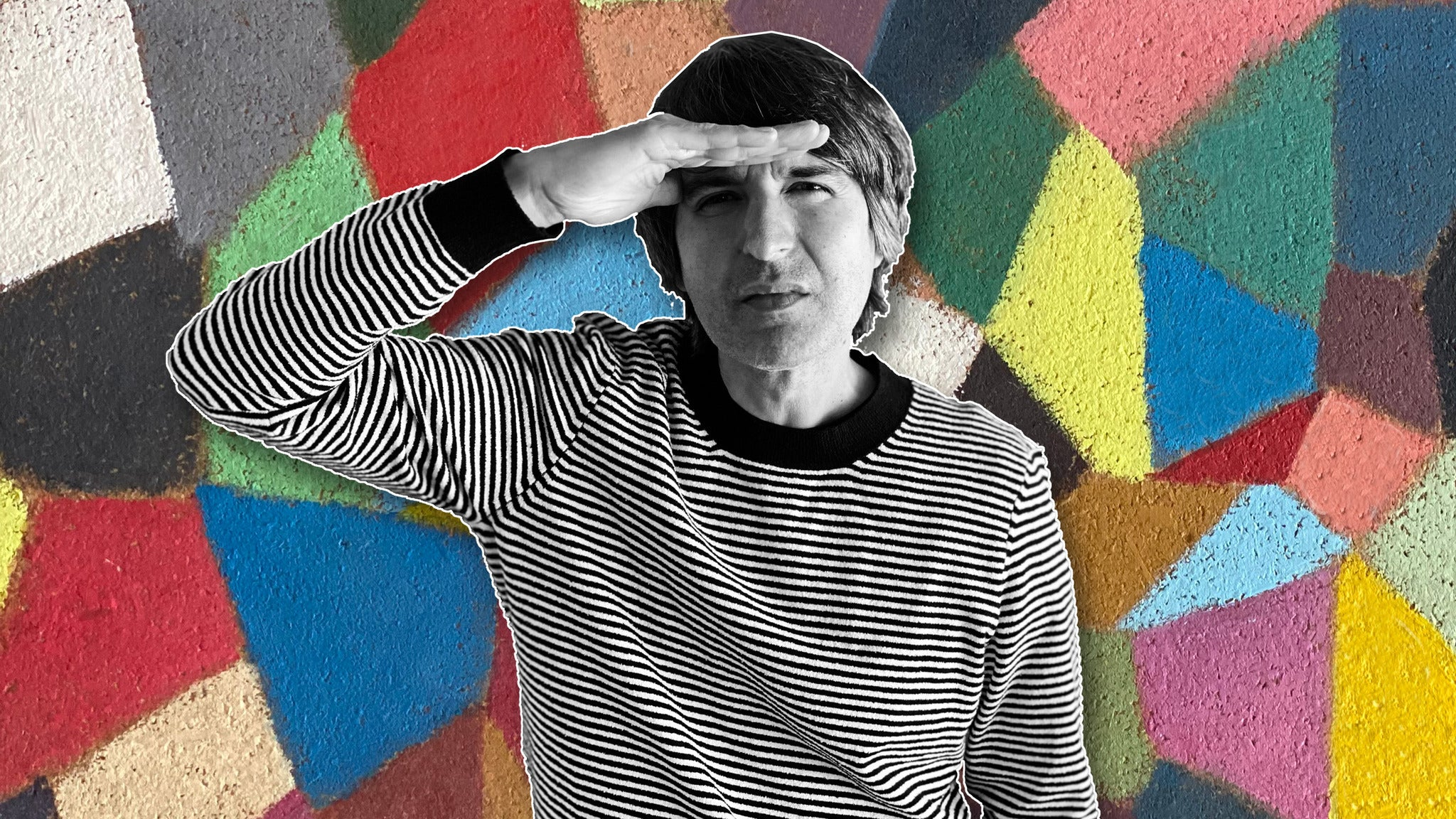 Demetri Martin: I Feel Funny Tour presale code for early tickets in Tysons
