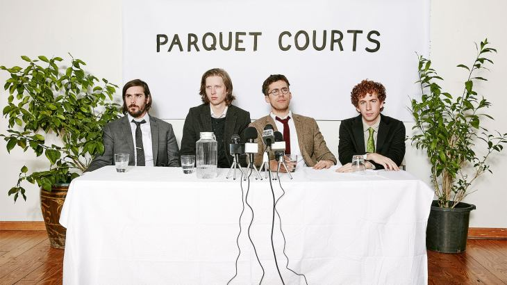 Parquet Courts free pre-sale password for early tickets in Oakland