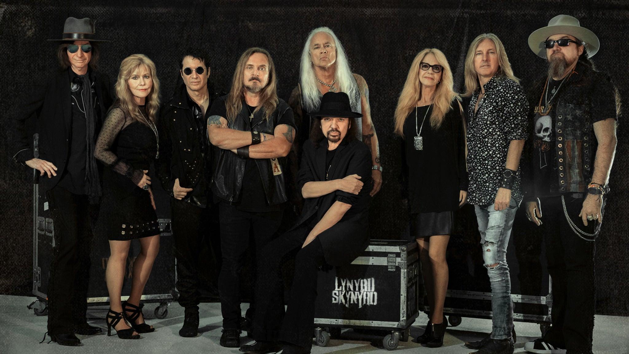 Lynyrd Skynyrd - Big Wheels Keep On Turnin' Tour pre-sale passcode