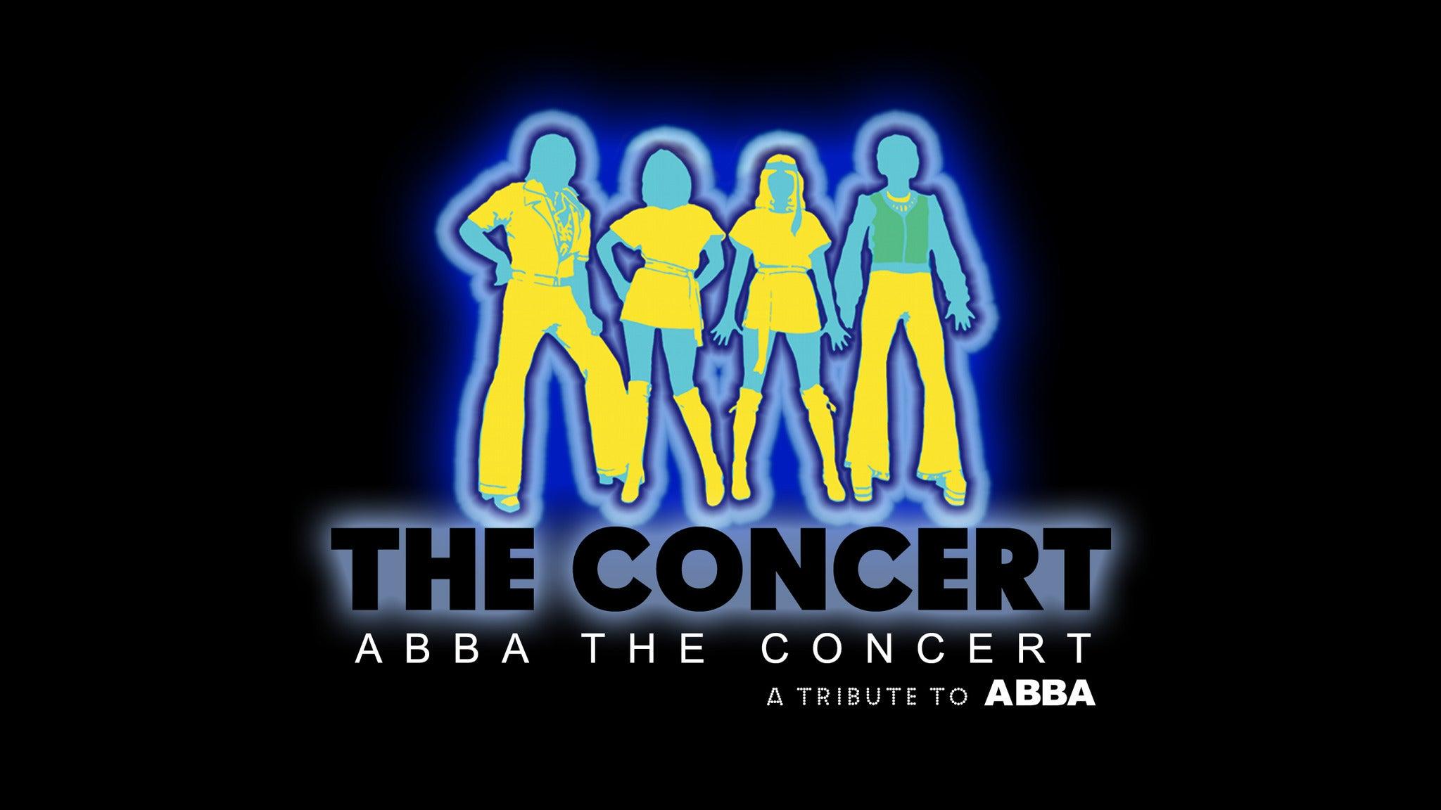 presale code for ABBA The Concert tickets in Medford - MA (Chevalier Theatre)