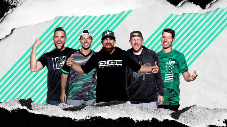 The Dude Perfect 2021 Tour free pre-sale code for show tickets in Oklahoma City, OK (Chesapeake Energy Arena)