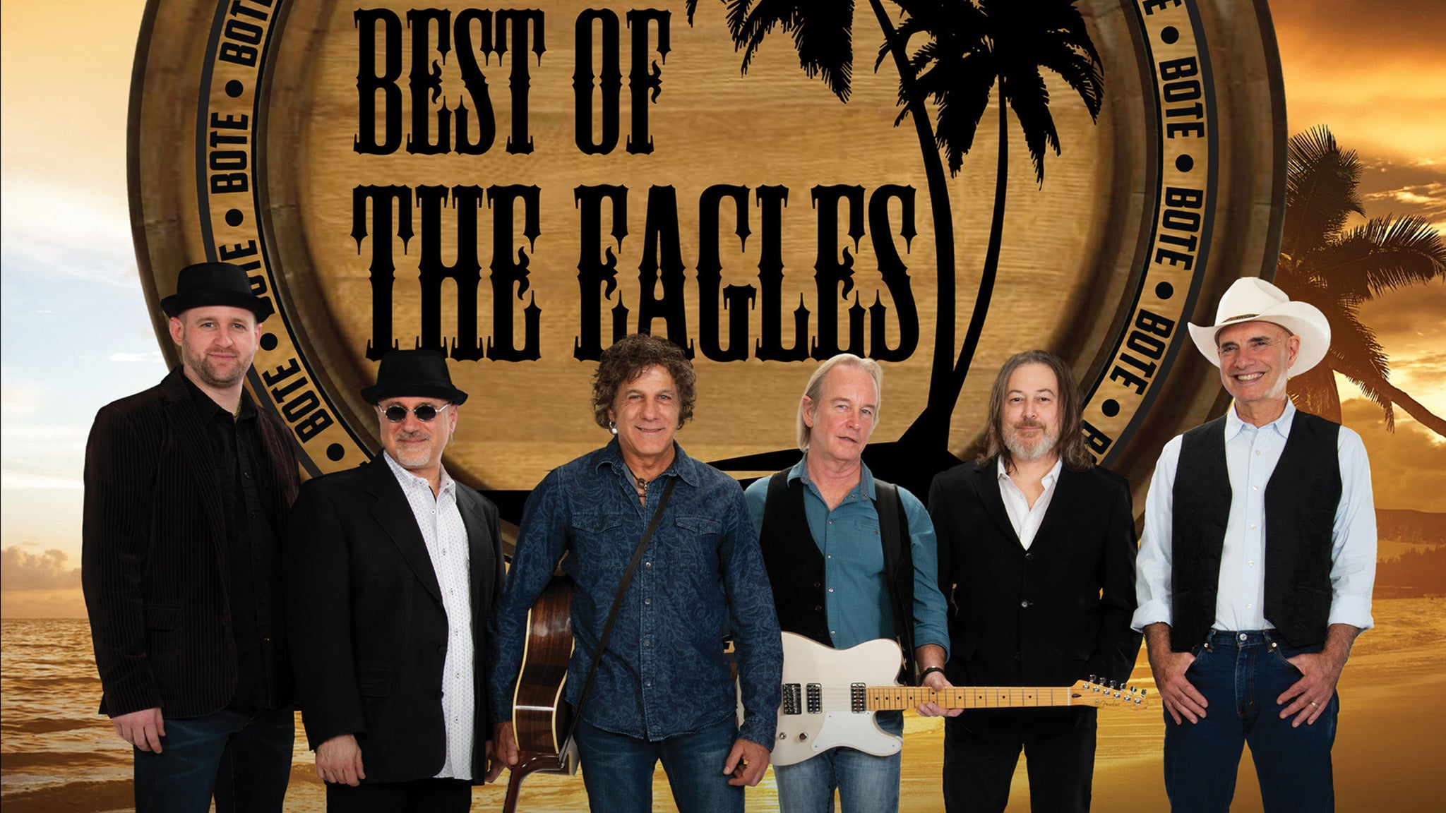 presale passcode for Best Of The Eagles tickets in Huntington - NY (The Paramount)