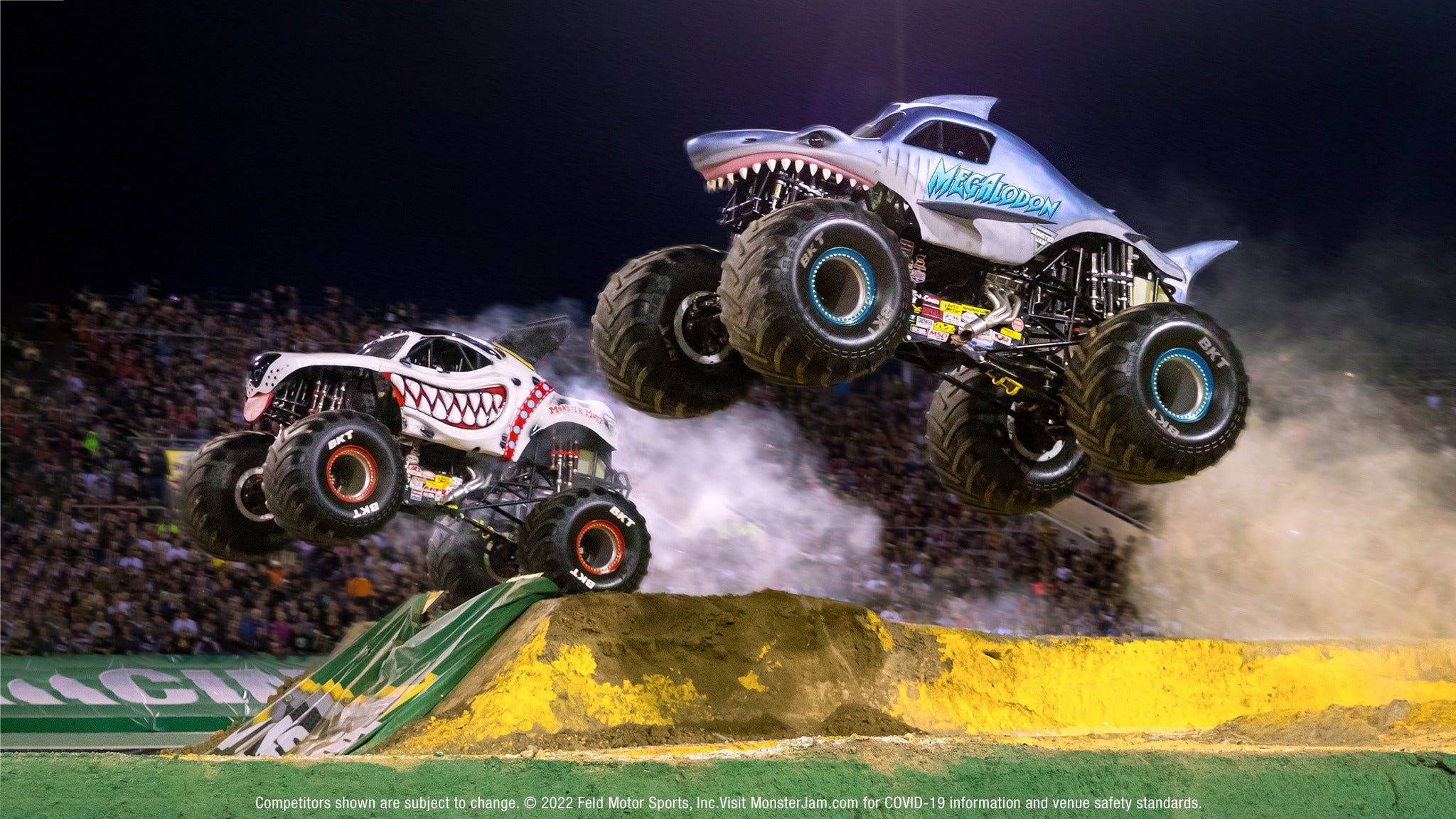 Monster Jam presale password for show tickets in San Diego, CA (Petco Park)