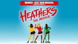 Heathers the Musical au theatre Royal Haymarket de Londres