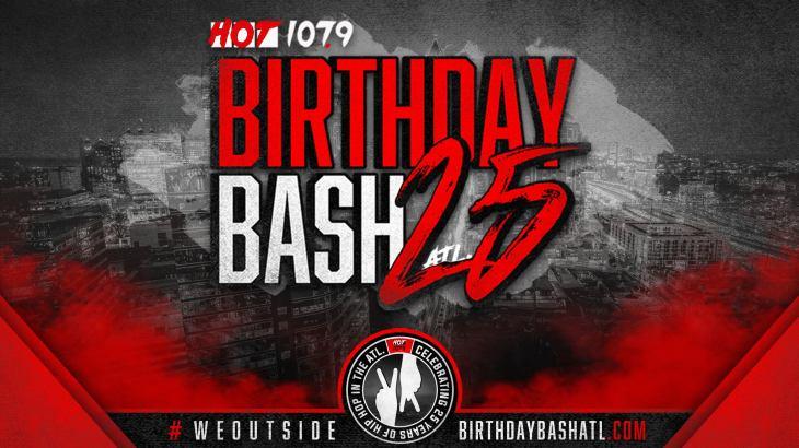 Hot 107.9 Birthday Bash free presale password
