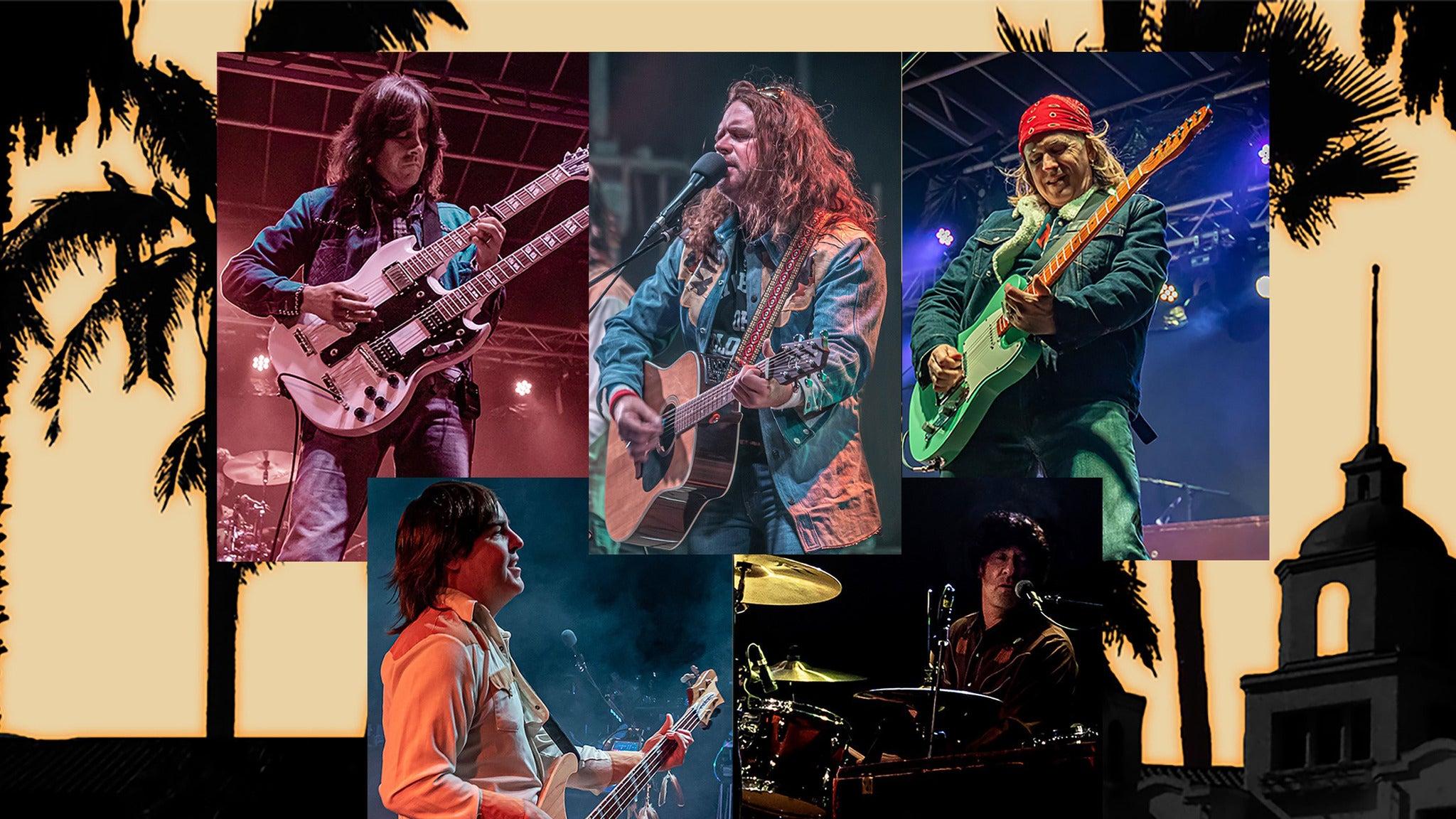 presale code for Dark Desert Eagles tickets in Salisbury - MA (Blue Ocean Music Hall)