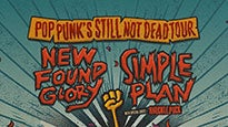Official pre-sale info for New Found Glory / Simple Plan