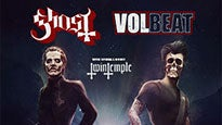 Ghost & Volbeat with Special Guest Twin Temple presale password for show tickets in a city near you (in a city near you)