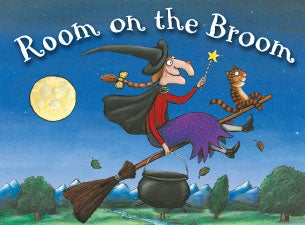 Resultat d'imatges de room on the broom