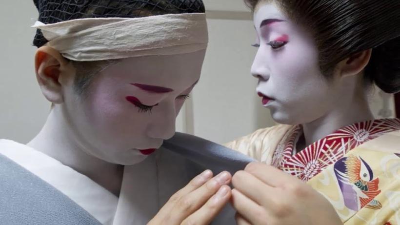 Eitaro is Japan's only male geisha. Modern geisha have a non-female face:  Eitaro is Japan's only male geisha Taikomochi performances and repertoire