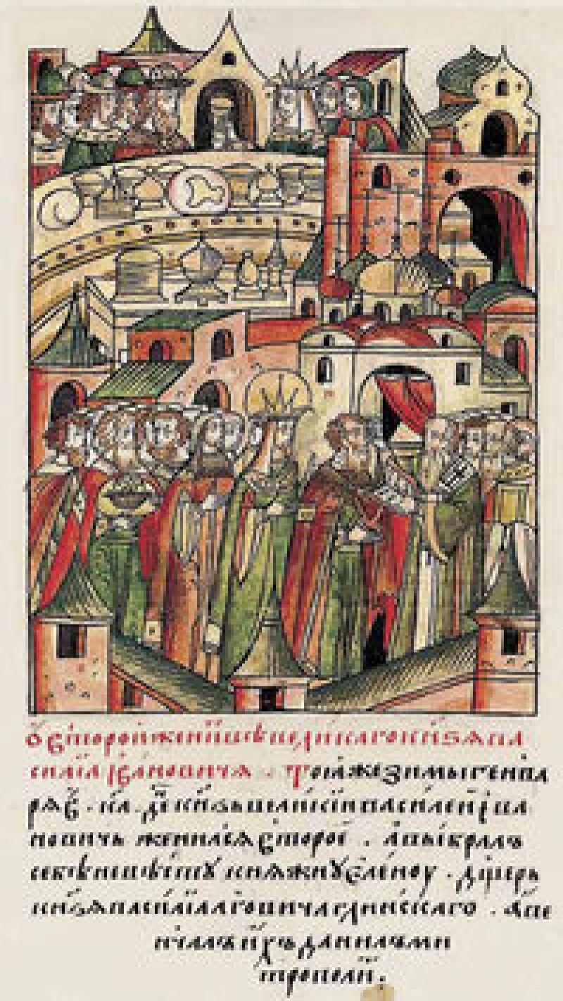 Каким было правление Елены Глинской — грозной матери Грозного царя