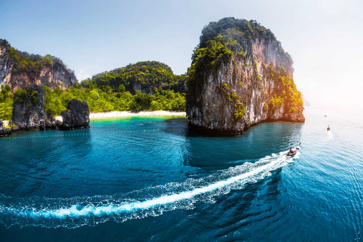 Voli Economici per Tailandia  BudgetAir Italia