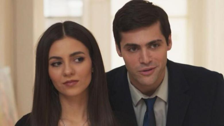 Trust' Trailer Starring Victoria Justice and Matthew Daddario (Exclusive)