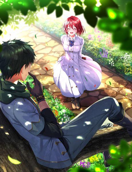 Download Akagami No Shirayuki Hime Season 2 : download, akagami, shirayuki, season, Akagami, Shirayukihime, Zerochan, Anime, Image, Board
