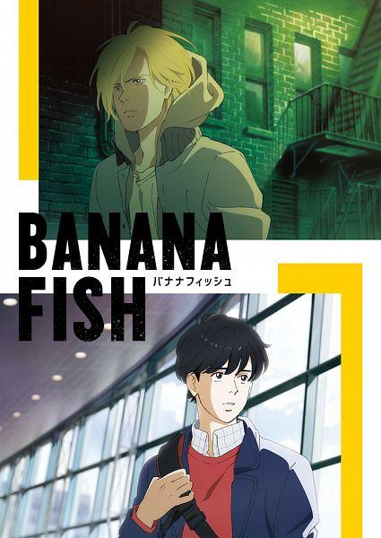 S Animation Wallpaper Banana Fish Zerochan Anime Image Board