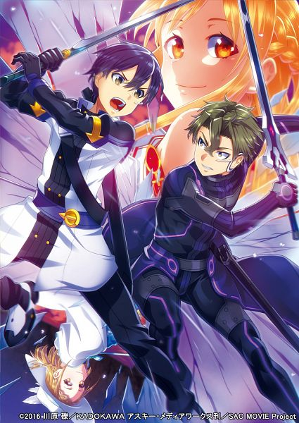 Sword Art Online Ordinal Scale Streaming Vf : sword, online, ordinal, scale, streaming, Shigemura, Yuuna, Gekijouban, Sword, Online, -Ordinal, Scale-, Zerochan, Anime, Image, Board