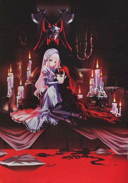 gothic zerochan anime image