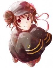 hair buns - zerochan anime