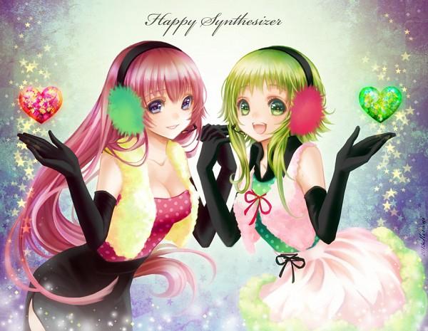 Happy Synthesizer Image #1636095 - Zerochan Anime Image Board