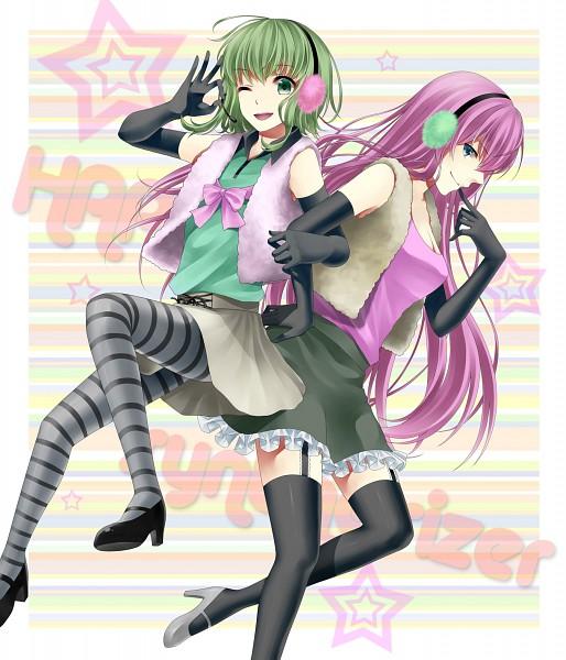 Happy Synthesizer Image #365729 - Zerochan Anime Image Board