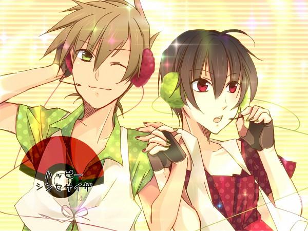 Happy Synthesizer Image #512216 - Zerochan Anime Image Board