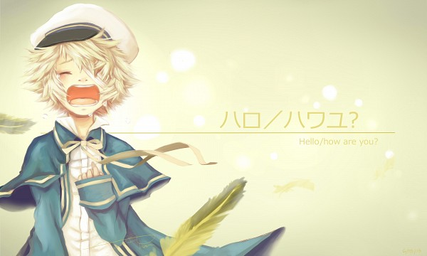 Anime Wallpaper Site Hello How Are You Wallpaper 1533133 Zerochan Anime