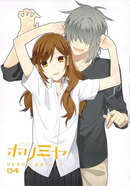Hori-san to Miyamura-kun Mobile Wallpaper #1665209 - Zerochan Anime Image Board