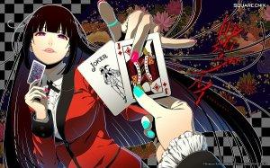 kakegurui yumeko anime jabami zerochan wallpapers nails official compulsive nail naomura tooru poker gloss lip polish cave