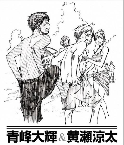 Kuroko no Basuke (Kuroko's Basketball) Image #1587314