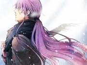 ponytail - zerochan anime