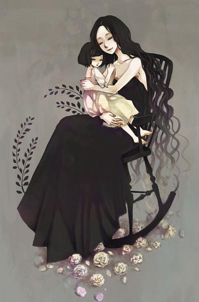 Black Black Wallpaper Narcolepsy Mobile Wallpaper 683234 Zerochan Anime Image